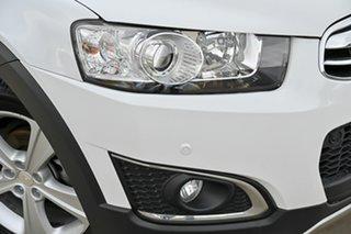 2015 Holden Captiva CG MY15 7 AWD LTZ White 6 Speed Sports Automatic Wagon.