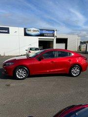 2014 Mazda 3 BM5278 Maxx SKYACTIV-Drive Soul Red 6 Speed Sports Automatic Sedan.