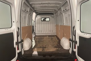 2014 Renault Master X62 Mid Roof LWB AMT White 6 speed Automatic Van
