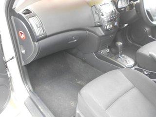 2007 Hyundai i30 FD SLX Silver 4 Speed Automatic Hatchback