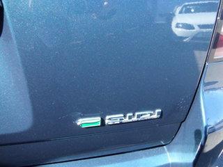 2009 Holden Commodore VE MY10 SV6 Aqua Blue Metallic 6 Speed Manual Utility