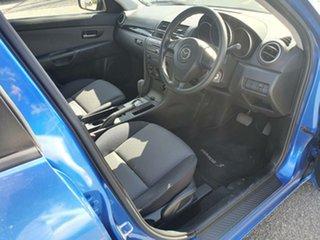 2005 Mazda 3 BK1031 SP23 Blue 4 Speed Sports Automatic Hatchback