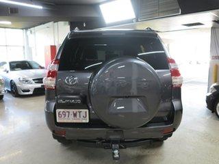 2016 Toyota Landcruiser Prado GDJ150R VX Grey 6 Speed Sports Automatic Wagon
