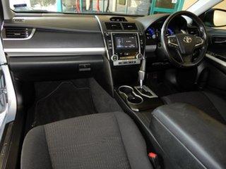 2016 Toyota Camry ASV50R MY15 Atara S Blue 6 Speed Automatic Sedan.