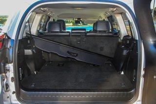2020 Toyota Landcruiser Prado GDJ150R VX Silver 6 Speed Sports Automatic Wagon