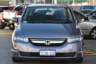 2008 Honda Odyssey 3rd Gen MY07 Luxury Grey 5 Speed Sports Automatic Wagon.