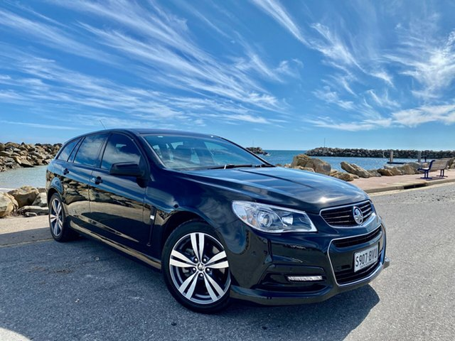 Used Holden Commodore VF MY14 SS Sportwagon Reynella, 2014 Holden Commodore VF MY14 SS Sportwagon Phantom 6 Speed Sports Automatic Wagon