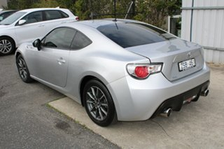 2013 Toyota 86 ZN6 GT Silver 6 Speed Manual Coupe