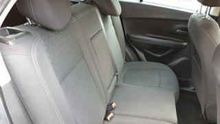 2013 Holden Trax TJ LS Orange 6 Speed Automatic Wagon