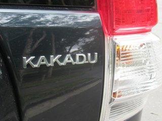 2010 Toyota Landcruiser Prado KDJ150R Kakadu Grey 5 Speed Sports Automatic Wagon