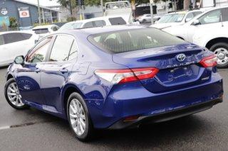 2019 Toyota Camry AXVH71R Ascent Blue 6 Speed Constant Variable Sedan Hybrid.