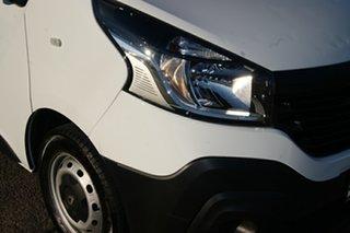 2017 Renault Trafic X82 MY17 SWB White 6 Speed Manual Van.