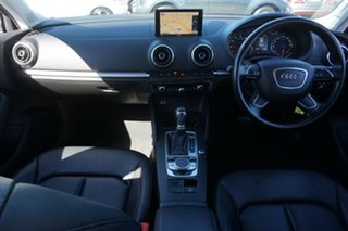 2015 Audi A3 8V MY16 Attraction S Tronic White 7 Speed Sports Automatic Dual Clutch Sedan
