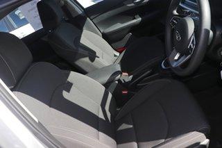 2020 Kia Cerato BD MY21 S Silver 6 Speed Sports Automatic Hatchback