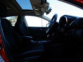 2016 Subaru Impreza G5 MY17 2.0i Premium CVT AWD Red 7 Speed Constant Variable Hatchback