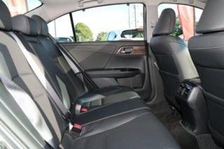 2017 Honda Accord 9th Gen MY17 V6L White Orchid 6 Speed Sports Automatic Sedan