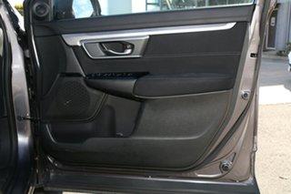 2017 Honda CR-V RW MY18 VTi-S FWD Modern Steel 1 Speed Constant Variable Wagon