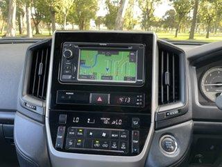 2016 Toyota Landcruiser VDJ200R GXL Black 6 Speed Sports Automatic Wagon
