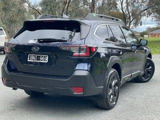 2021 Subaru Outback B7A MY21 AWD Sport CVT Blue 8 Speed Constant Variable Wagon