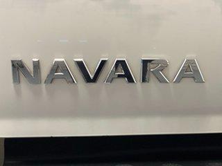 2016 Nissan Navara D23 S2 ST 4x2 White 7 Speed Sports Automatic Utility