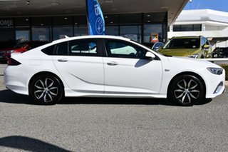 2018 Holden Commodore ZB MY19 RS Liftback White 9 Speed Sports Automatic Liftback