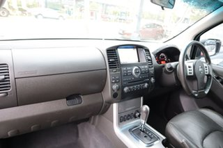 2012 Nissan Navara D40 S5 MY12 ST-X 550 7 Speed Sports Automatic Utility