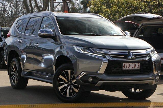 Used Mitsubishi Pajero Sport QE MY17 GLS Toowoomba, 2017 Mitsubishi Pajero Sport QE MY17 GLS Grey 8 Speed Sports Automatic Wagon