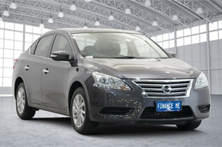 2016 Nissan Pulsar B17 Series 2 ST Grey 1 Speed Constant Variable Sedan.