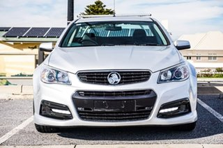 2013 Holden Ute VF MY14 SV6 Ute Silver 6 Speed Sports Automatic Utility
