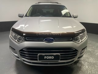 2014 Ford Territory SZ Titanium Seq Sport Shift Silver 6 Speed Sports Automatic Wagon.