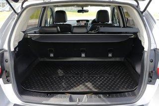 2012 Subaru XV 2.0I-S Silver Continuous Variable Wagon