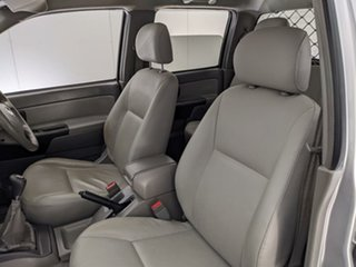 2010 Great Wall V240 K2 Super Luxury Silver 5 Speed Manual Utility
