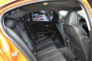2014 Holden Commodore VF MY14 SS V Orange 6 Speed Sports Automatic Sedan