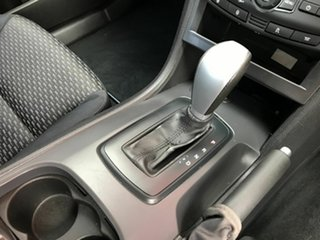 2010 Ford Falcon FG XT Silver 5 Speed Sports Automatic Sedan