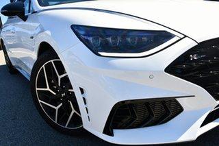 2021 Hyundai Sonata DN8.V1 MY21 N Line DCT Wc9/rbp 8 Speed Automatic Sedan.