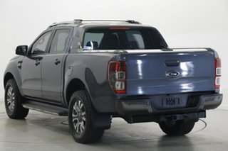 2016 Ford Ranger PX MkII Wildtrak Double Cab Meteor 6 Speed Sports Automatic Utility.