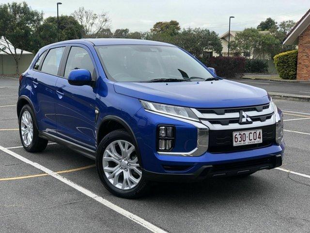 Used Mitsubishi ASX XD MY20 ES 2WD Chermside, 2020 Mitsubishi ASX XD MY20 ES 2WD Blue 1 Speed Constant Variable Wagon