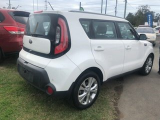 2015 Kia Soul SI PS White Automatic Hatchback