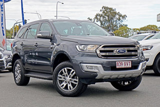 2017 Ford Everest UA 2018.00MY Trend Grey 6 Speed Sports Automatic SUV.