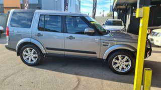 2011 Land Rover Discovery 4 MY11 3.0 SDV6 SE Grey 6 Speed Automatic Wagon.