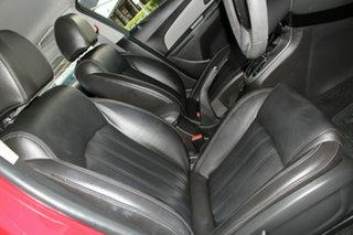 2016 Holden Cruze JH Series II MY16 Z-Series Red 6 Speed Sports Automatic Sedan