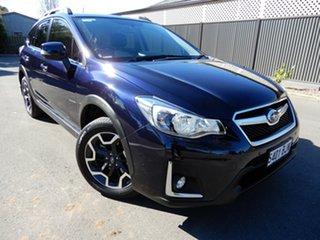 2015 Subaru XV G4X MY16 2.0i-S Lineartronic AWD Dark Blue 6 Speed Constant Variable Wagon.