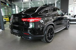 2015 Mercedes-Benz GLE-Class C292 GLE63 AMG Coupe SPEEDSHIFT PLUS 4MATIC S Black 7 Speed
