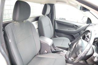 2015 Isuzu D-MAX MY15 SX White 5 Speed Manual Cab Chassis