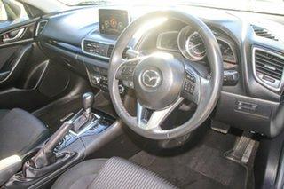 2013 Mazda 3 BL10L2 MY13 SP25 Activematic White 5 Speed Sports Automatic Sedan
