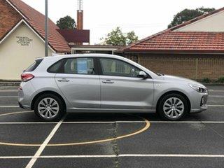 2019 Hyundai i30 PD.3 MY20 Go Silver 6 Speed Sports Automatic Hatchback.