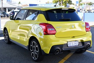 2018 Suzuki Swift AZ Sport Yellow 6 Speed Manual Hatchback.