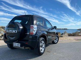 2012 Suzuki Grand Vitara JB MY13 Bluish Black Pearl/c 4 Speed Automatic Hardtop