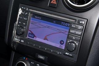 2013 Nissan Dualis J10W Series 3 MY12 Ti-L Hatch 2WD Silver 6 Speed Manual Hatchback