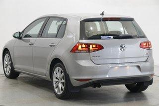 2013 Volkswagen Golf VII 103TSI DSG Highline Tungsten Silver 7 Speed Sports Automatic Dual Clutch.